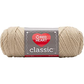 Tangerine RED HEART Classic Yarn E267.0334