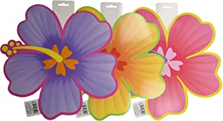 amscan Hibiscus Party Flowers Cutout, 13