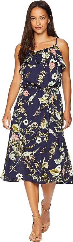 Maya Printed Dress