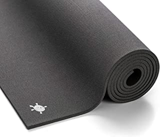 KURMA Grip XL Yoga MAT. Extra Wide. 39 in (W) x 79 in (L). 6.5mm Thick. Oeko-TEX 100 Certified, Chemical Free Yoga mats fr...