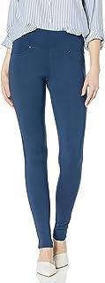 Jag Jeans Women's Ricki Pull On Double Knit Ponte Legging, Caspian
