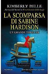 La scomparsa di Sabine Hardison Formato Kindle