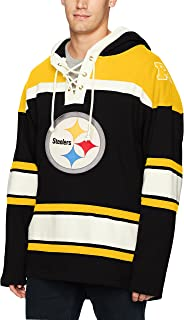 NFL Men's OTS Lacer Pullover Hoodie