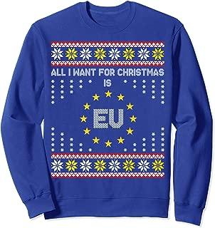 Best brexit christmas jumper Reviews