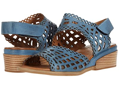 Spring Step Petra (Blue) Women