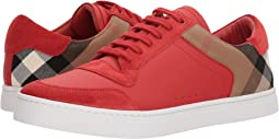 Reeth House Check Low Top Sneaker