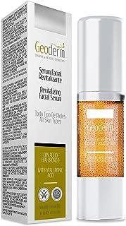 Serum Facial | Sérum Facial con Ácido hialurónico Puro y Vitamina c | Concentrado Facial con Aloe Vera - Vitamina E y Acei...