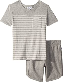 Pocket Tee Set (Little Kids/Big Kids)