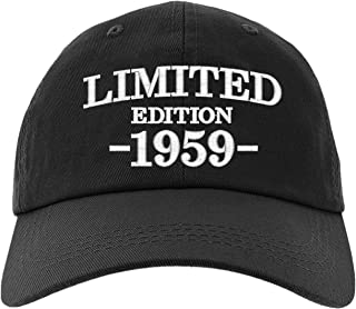 Cap 60th Birthday Gifts, Limited Edition 1959 All Original Parts Baseball Hat