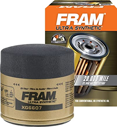 FRAM XG6607 Ultra Synthetic Spin-On Oil Filter with SureGrip