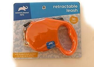 Animal Planet Let's go Retractable Leash (Gray)