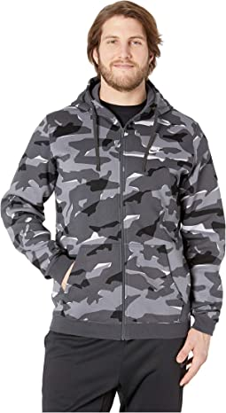 Big & Tall NSW Club Camo Hoodie FZ BB