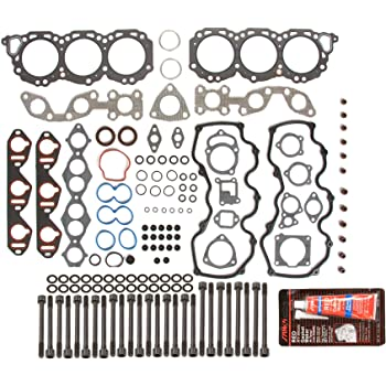 Evergreen HSHB3009 Cylinder Head Gasket Set Head Bolt