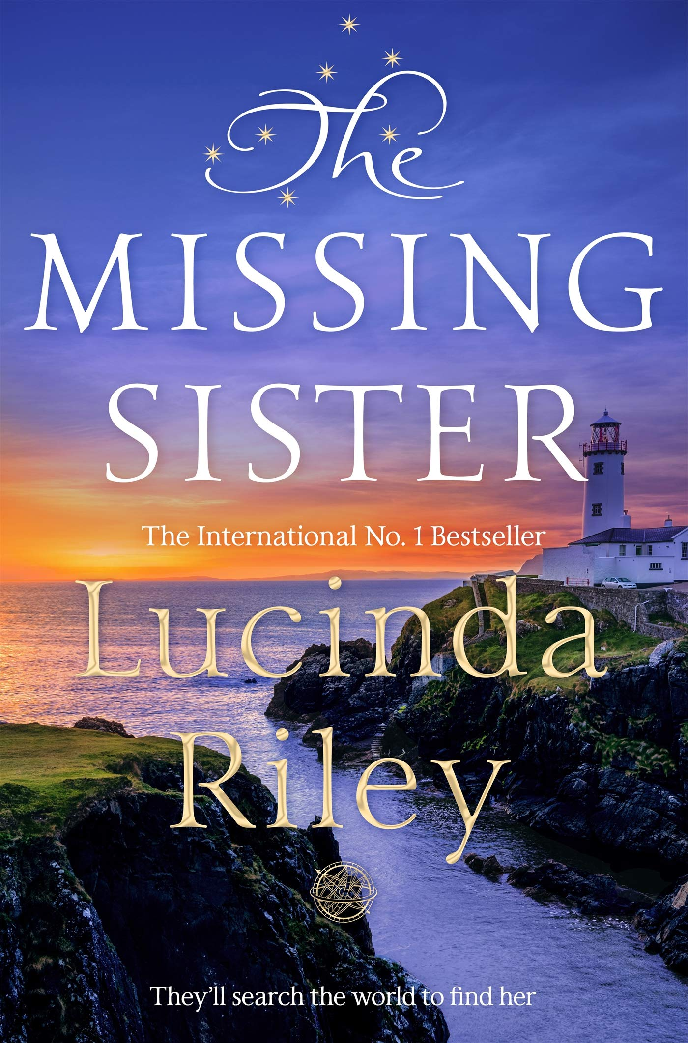 Cover image of The Missing Sister by Lucinda Riley