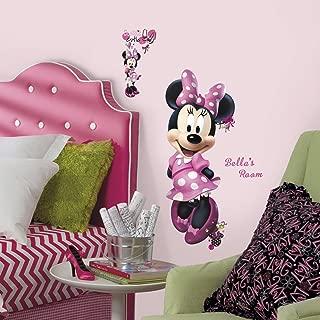 RoomMates Minnie Peel & Stick Wall Décor Set