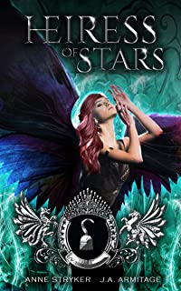 Heiress of Stars: A Peter Pan retelling (Kingdom of Fairytales Peter Pan Book 2)