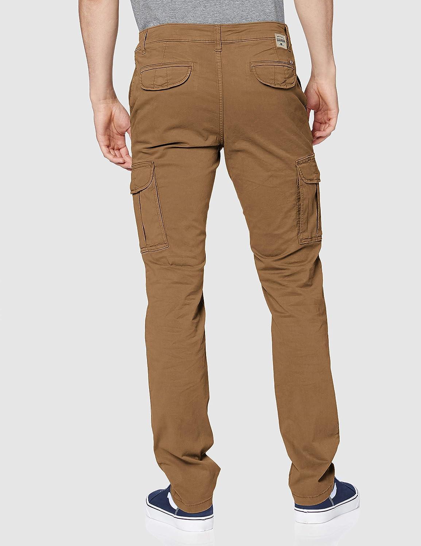 Napapijri Pantalon Homme Marron (Kangaroo Brown W051)