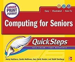 Computing for Seniors QuickSteps (English Edition)