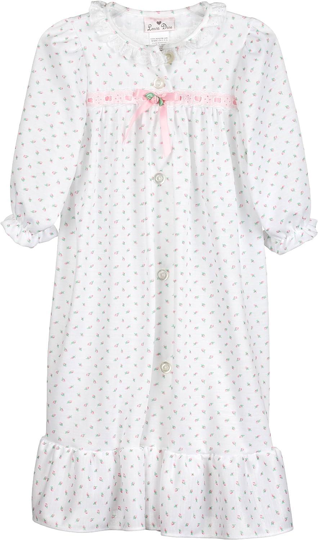 Laura Dare Girls Rosebud San Francisco Mall Jersey Selling Robe Traditional 14 Sleep