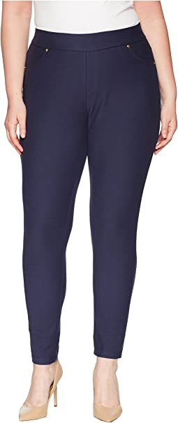 MICHAEL Michael Kors Plus Size Pull-On Leggings