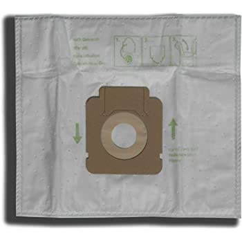 MADE IN GERMANY 20 Staubsaugerbeutel geeignet für Hoover TF 2005 Flash