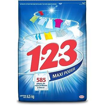 1-2-3 MAXI PODER 4.5 kg