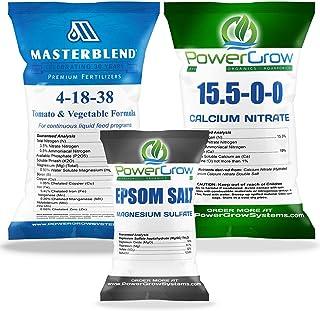 MASTERBLEND 4-18-38 Complete Combo Kit Fertilizer Bulk (2.5 Pound Kit)