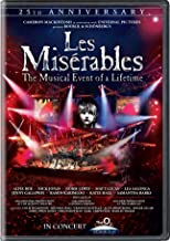 Best les miserables 25th anniversary dvd Reviews
