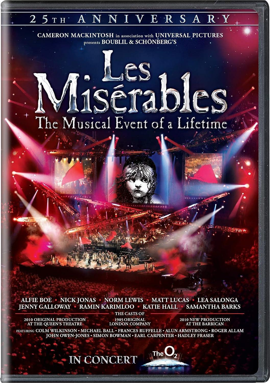 Les Misérables Direct sale Japan's largest assortment of manufacturer in Concert