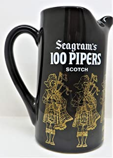 Best seagrams 100 pipers blended scotch whiskey Reviews