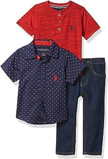 Boys' Pants Set