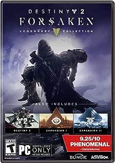 destiny 2 legendary edition pc key