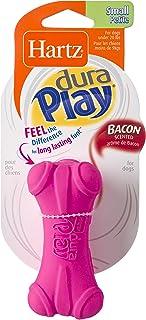 Hartz Dura Play Bacon Scented Rocket Dog Toy