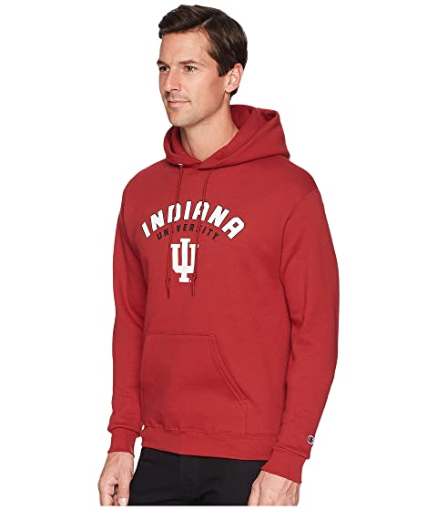 Indiana Champion Powerblend® Hoodie 2 Hoosiers Cardinal Eco® College OHWnqRwH8