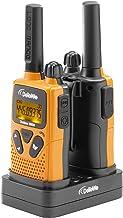DeTeWe Outdoor 8500 PMR Funkgerät 2er Set (Reichweite bis zu 10 km)