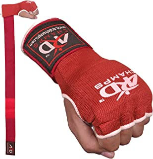 ARD Training Boxing Gel Padded Inner Gloves Hand Wraps MMA Muay Thai Martial Arts Fist Protector Mitts