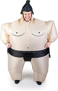 comprar comparacion Inflatable Customes - Traje de Adulto de Sumo, Talla única (Importado de Japón)