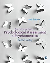 Best introduction to psychological assessment Reviews
