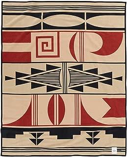 Pendleton - Wool Blanket, Gift of The Earth Tan