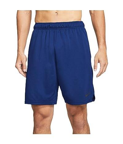 Nike Big Tall Dry Shorts Epic 2.0 (Blue Void/Black) Men