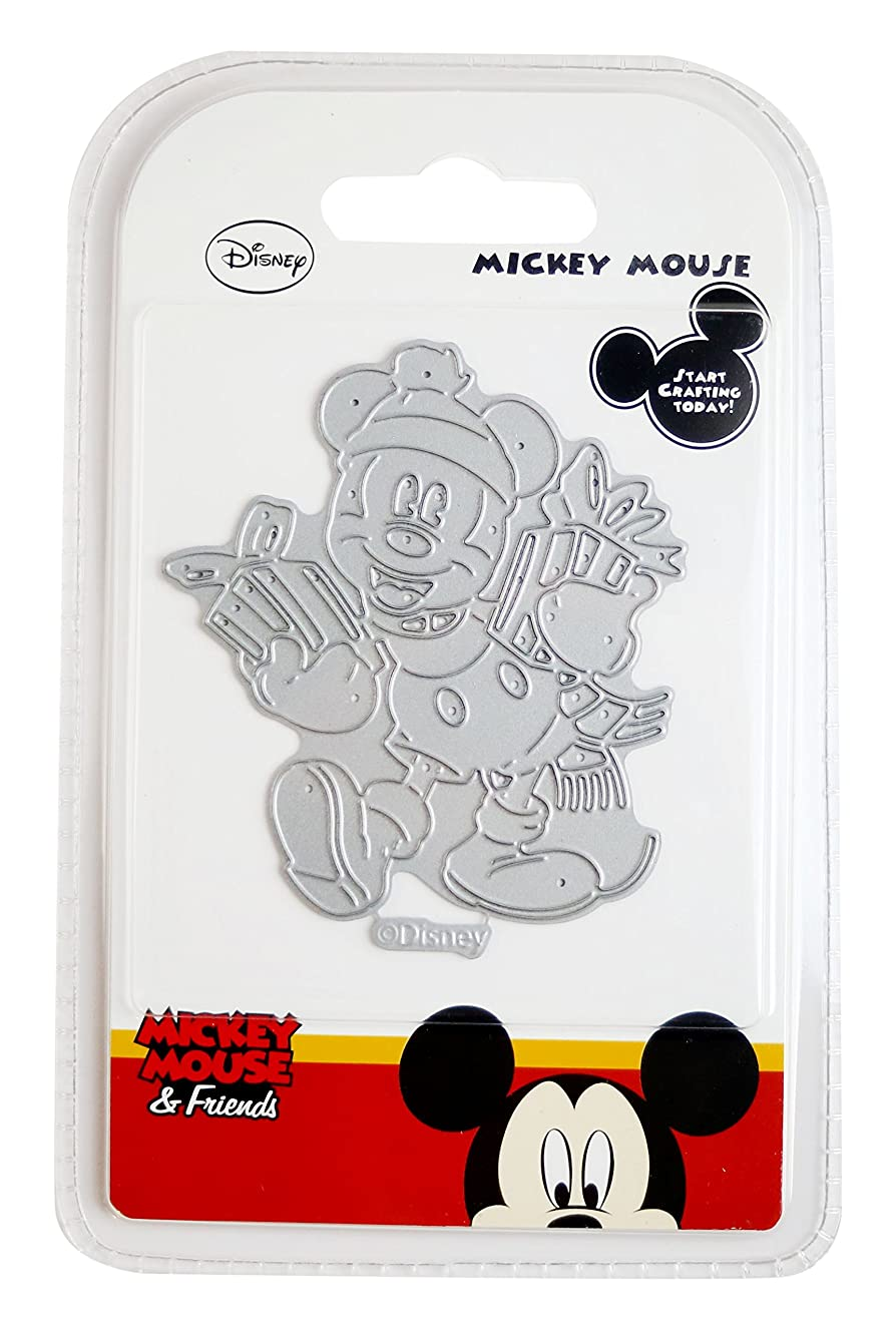 Tattered Lace Trade - Disney Vintage Mickey Mouse Die