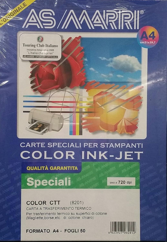 Papier A4 A Wärmeübertragung AS Marri 8201 B07CP5KKS3 | Verschiedene Stile