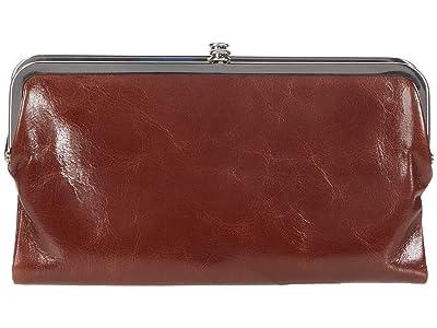 Hobo Lauren (Chocolate) Clutch Handbags