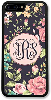 monogrammed iphone 7 case