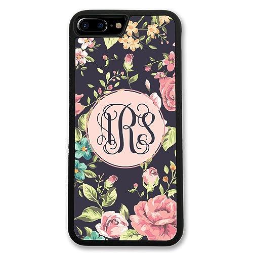 new concept 37962 d4a00 Monogrammed iPhone 8 Plus Case: Amazon.com