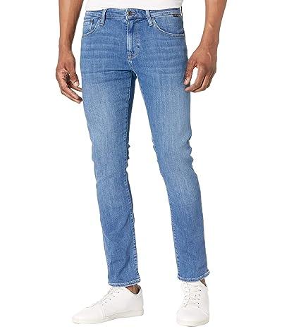 Mavi Jeans Jake Slim Leg in Light Feather Blue (Light Feather Blue) Men