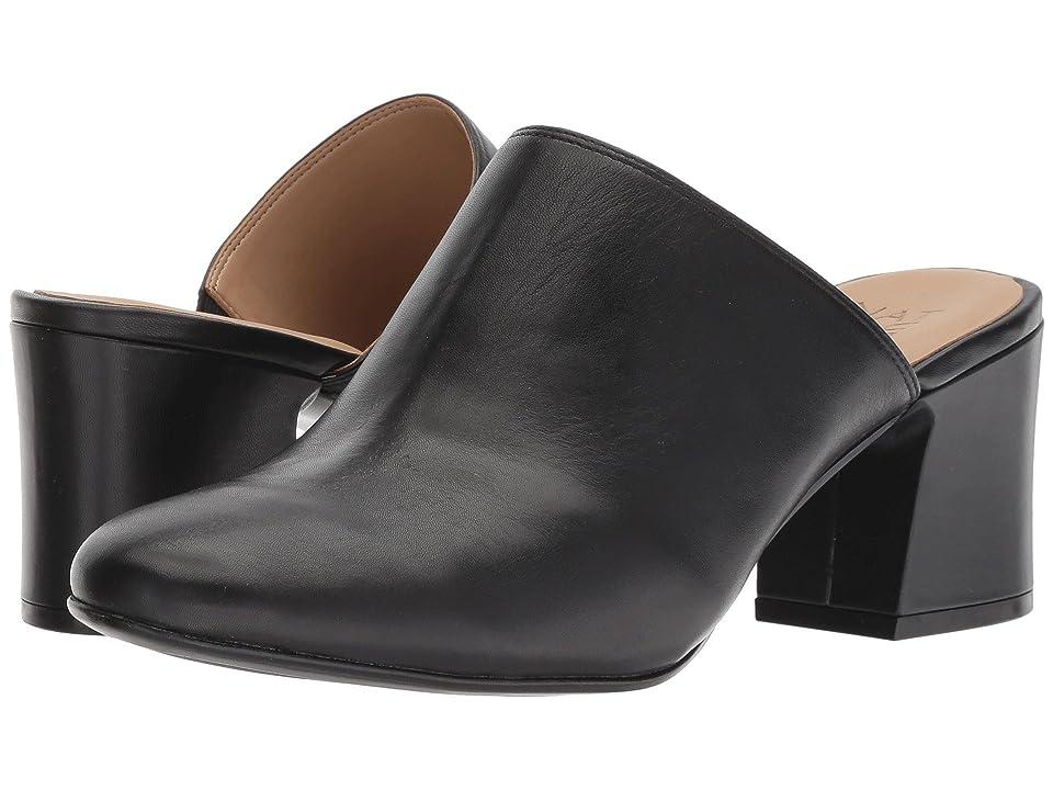 Naturalizer Daria (Black Leather) Women