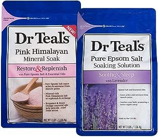 pink himalayan salt bath benefits