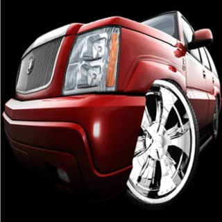 Best cadillac with spinners Reviews