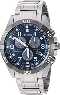 Watches Eco-Drive Titanium Strap Casual Watch for Men, BL5558-58L